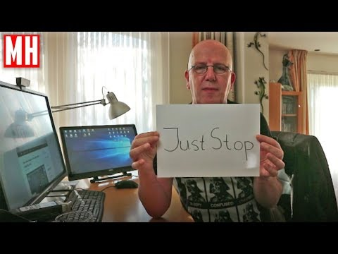 JUST STOP ! ( The road to becoming a 3D artist )