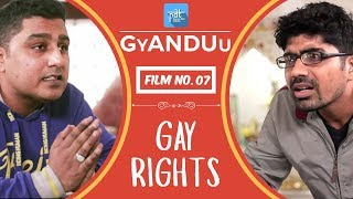 Gay Rights - PDT GyANDUu Viral film no.7 - Comedy / Restaurant /Gay Rights - PDT