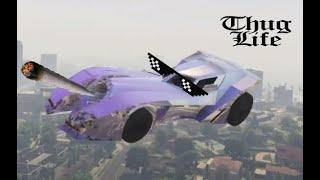 GTA5 ONLINE: Баги/Приколы. №2