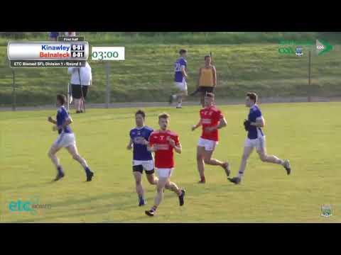 Fermanagh SFL LIVE: Kinawley Brian Borus v Belnaleck Art McMurroughs - ETC Biomed Division 1 Round 5
