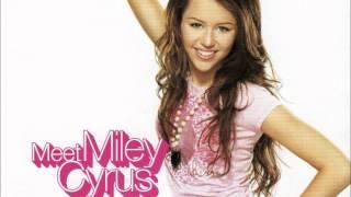 Miley Cyrus - Clear (HQ)