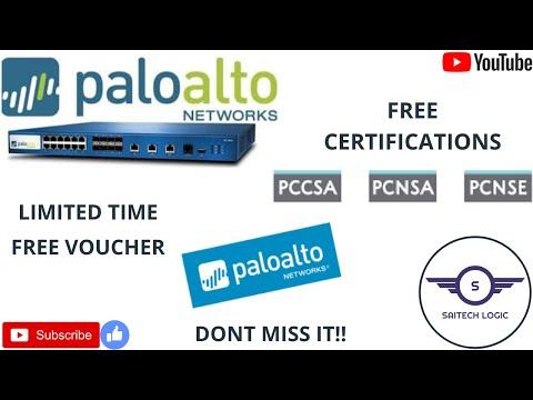 Paloalto   Paloalto Free Certification Step by Step Guide with ...