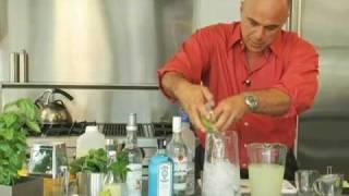 Vodka Gimlet Pitcher Recipe
