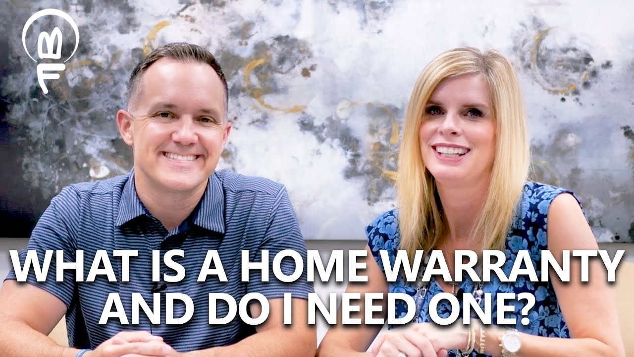 A Few Things to Know About Home Warranties