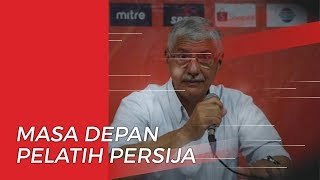 Kontrak Pelatih Persija Jakarta akan Habis, Edson Tavares Angkat Bicara
