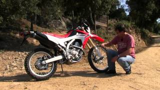 Motosx1000 : test Honda CRF 250L