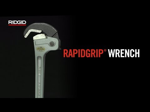 RIDGID RapidGrip Wrenches