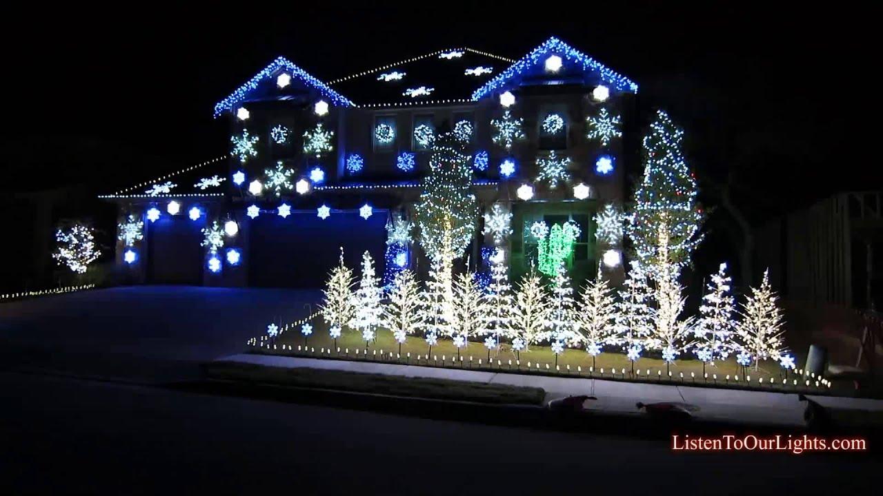 Slayer Christmas Lights