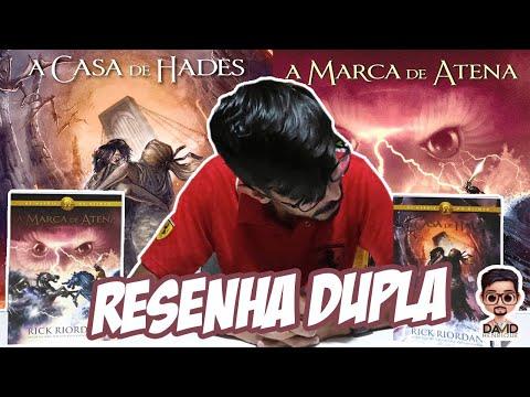 A MARCA DE ATENA & A CASA DE HADES | RICK RIORDAN | INTR�NSECA