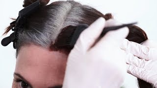 Got Gray Hair? How to Color & Cover Grays at Home   eSalon