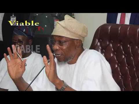 Minister Job : I Know Nothing About Interior Ministry-Aregbesola Confesses
