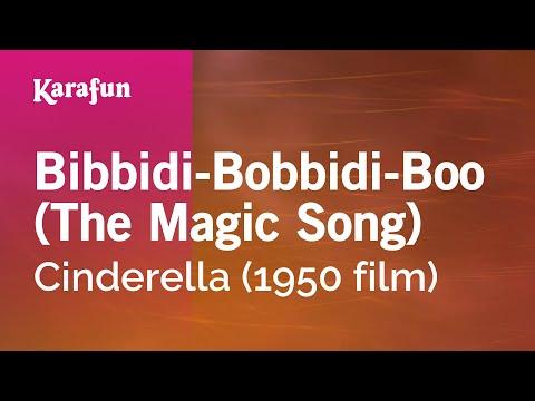 Bibbidi-Bobbidi-Boo cover