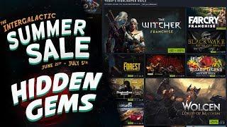 Steam Summer Sale - Hidden Gems [2018]