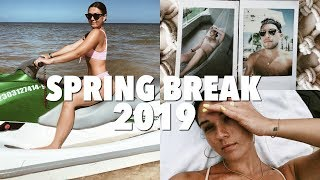 SPRING BREAK 2019 VLOG: Cancun, Mexico