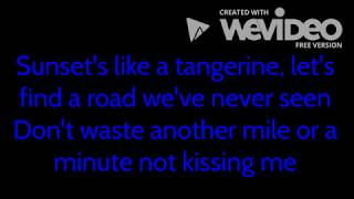 Gambar cover Old Dominion - Make It Sweet (Lyrics)