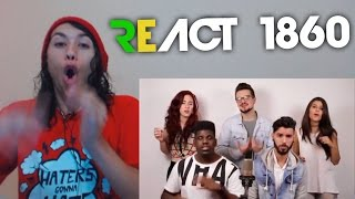React 1860 Voice In - Ivete Sangalo Medley (Acapella Cover)