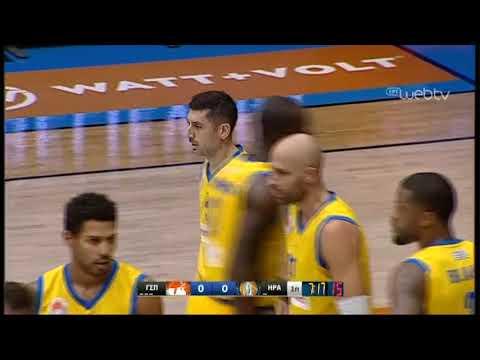 ΠΕΡΙΣΤΕΡΙ – ΗΡΑΚΛΗΣ | Basket League | 28/09/2019 | ΕΡΤ