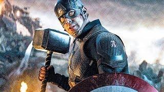 Avengers: Endgame but only Best Scenes [4K 60FPS]