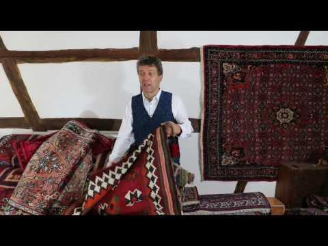 Teppiche überfärben - Vintage - Shabby Look