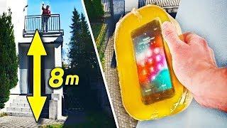 iPhone KONTRA BALKON *8 metrów*