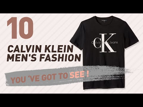 Calvin Klein Jeans T Shirt For Men // New & Popular 2017