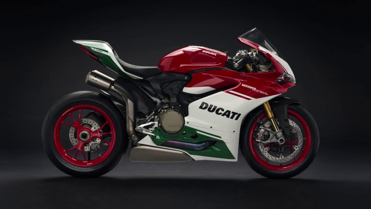 1299 Panigale R Final Edition - A collector's item