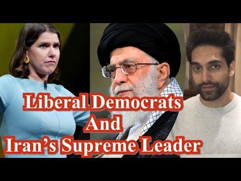 EXCLUSIVE: Dark Links Between Lib Dems And Iran's Supreme Leader