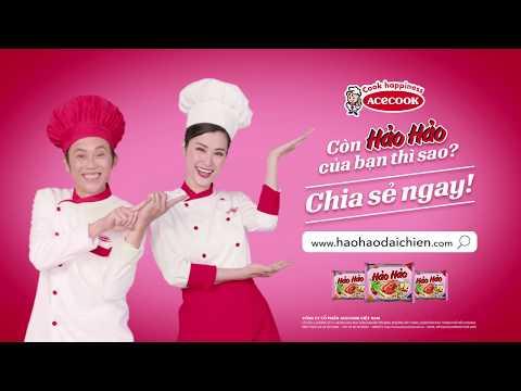 [TVC] My Hảo Hảo - Đại chiến ngôi vương ẩm thực trong làng mì Hảo Hảo