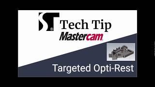 Mastercam 2019 Tutorial for Beginners: Blend Tool Path Blend
