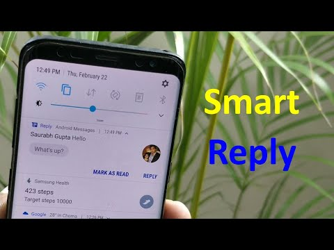 "Google ""Reply"" App Review – Get Google Smart Reply Feature (Android 7.0 +) !!!"