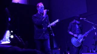 Hollow Hills (Bauhaus): Peter Murphy, The Irenic, San Diego 4-1-16