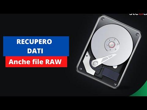Programma per recupero dati RAW (hard-disk ,chiavetta USB)