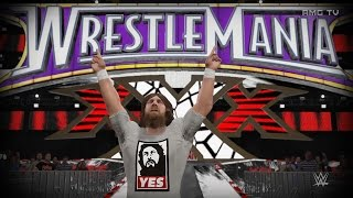 WWE 2K15 - This Is WrestleMania (WM 31 Custom Intro)