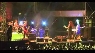 Doro Pesch -Burn it up live