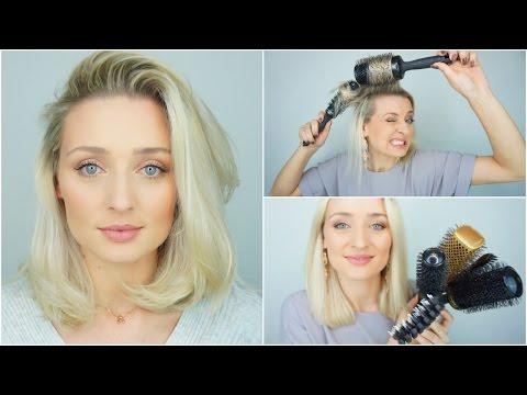 Haare stylen nur mit Bürsten + Verlosung | OlesjasWelt