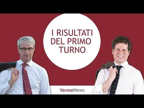 Chi sarà il sindaco di Varese? I risultati dopo il primo turno