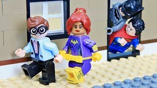 Lego Batman: Prom Party Of Super Hero In The DC Universe
