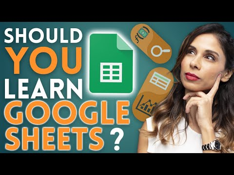 Should YOU Learn Google Sheets?