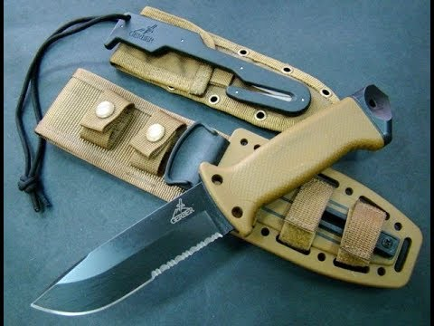 TOP 10 SURVIVAL KNIVES YOU NEED TO SEE 2018