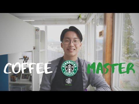 The Black Apron   Starbucks Coffee Master - YouTube