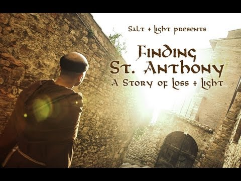 Finding St Anthony movie- trailer