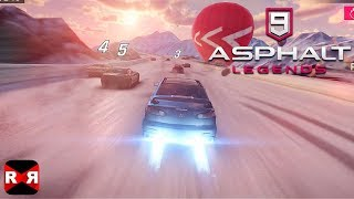 Asphalt 9: Legends (by Gameloft) - iPhone X 60FPS Gameplay