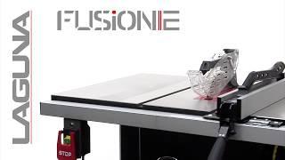 Laguna Tools Fusion F2 Tablesaw Showcase