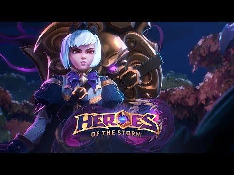 Cinématique d'introduction Orphea de Heroes of the Storm