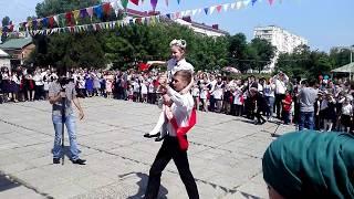 Последний звонок. Гимназия №18.Черкесск 24.05.2018г.
