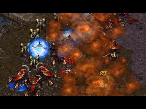 Sea.KH (P) v Terror (Z) on Fighting Spirit - StarCraft - Brood War REMASTERED