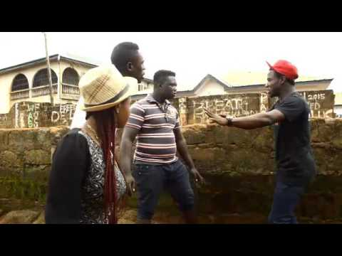 I dont stay in this area (Comedy Skit)