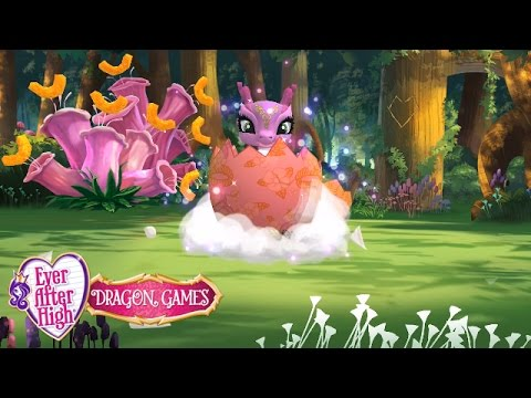 Vídeo do Ever After High™: Baby Dragons