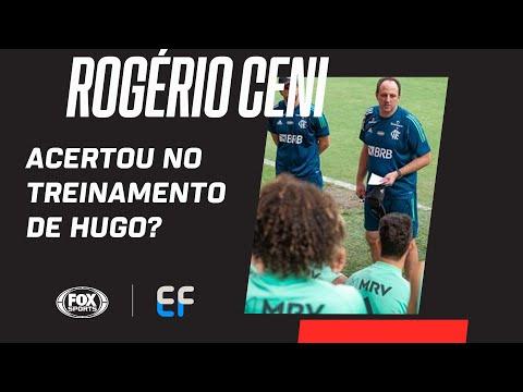 ROGÉRIO CENI ACERTOU NO TREINAMENTO DE HUGO? VEJA DETALHES NO 'EXPEDIENTE FUTEBOL'