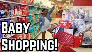 I went a little CRAZY!💰💸HUGE Baby Shopping Trip! | VLOG
